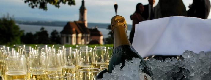 Cocktailcatering und Getränkeservice für die Hochzeit, Berlin, Deutschland.