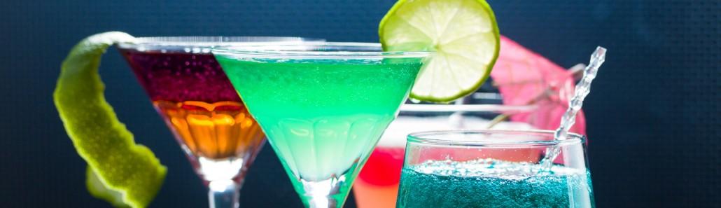 Cocktailcatering mit Referenzen