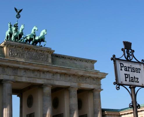 Barkeeper Berlin, Brandenburger Tor