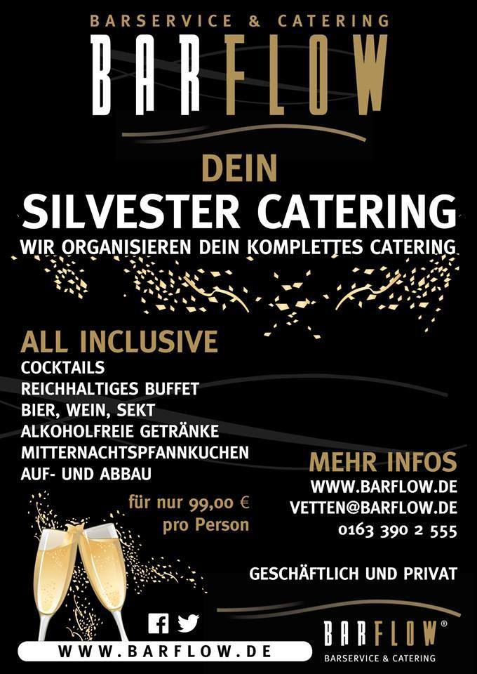 Silvester Catering - All inclusive