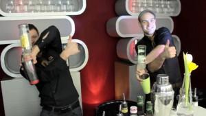 Cocktailshows - auch auf Ihrer Feier