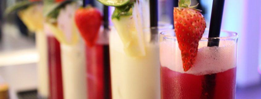 Cocktailservice für die Messe, viel mehr als lecker!